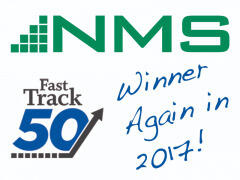 NMS-CPA, Inc. winner again in 2017 Fast Track 50