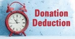 Tax Advice: Check Deductibility Before Making Year-End Charitable Gifts