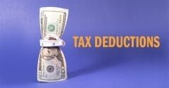 Tax Advice: Some of Your Deductions May be Smaller (or Nonexistent) When You File