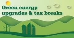 Infographic: How to Get (Tax) Credit for Your Home's Green Upgrades