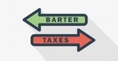 For Small Businesses: Bartering, a Taxable Transaction