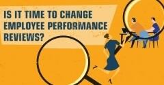 Infographic: Is It Time to Change Performance Reviews?