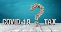 Tax Advice: Tax Q&As Related to COVID-19