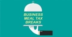 For Small Businesses: On Business Meal Deductions & Proposed Changes